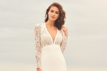 Vestidos de novia civil: los tips que necesitas para encontrar el indicado