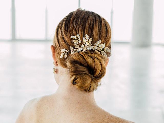 Tipos de accesorios para peinados de novia, ¡el diccionario más efectivo!