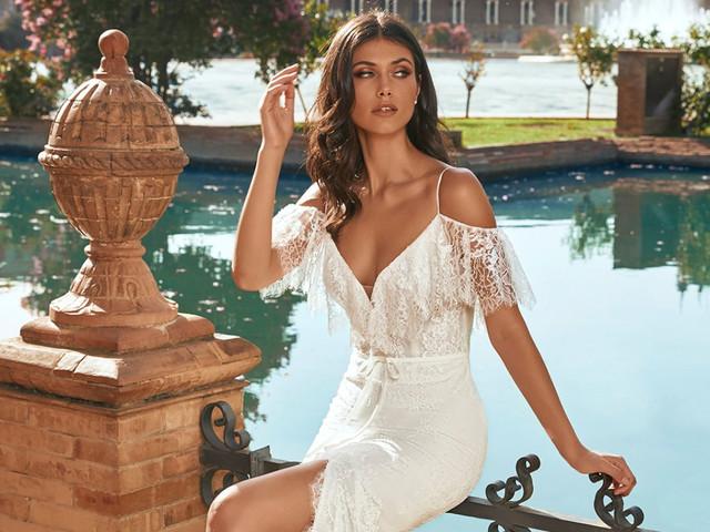 Nueva colección de vestidos de Novia Marchesa for Pronovias