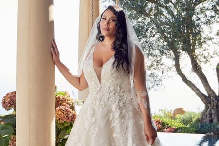 Vestidos novia Casablanca bridal 2021: colecciones Evermore y Bellissima