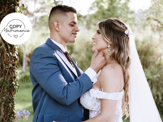 ¡Inspírense en este matrimonio real de Felipe y Andrea, y logren la celebración de sus sueños!