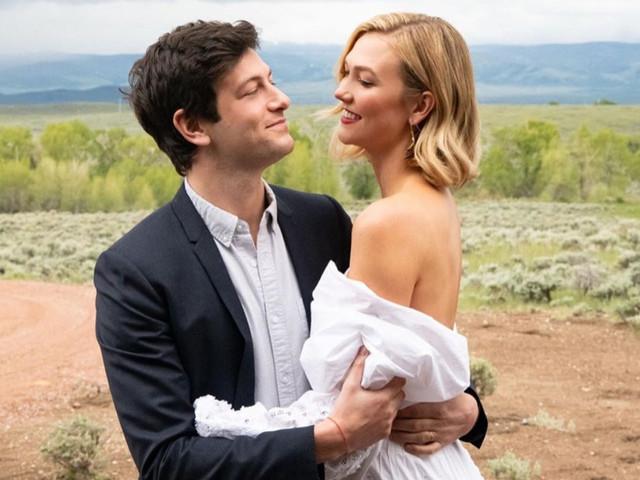 Karlie Kloss y Joshua Kushner celebran su boda ocho meses después