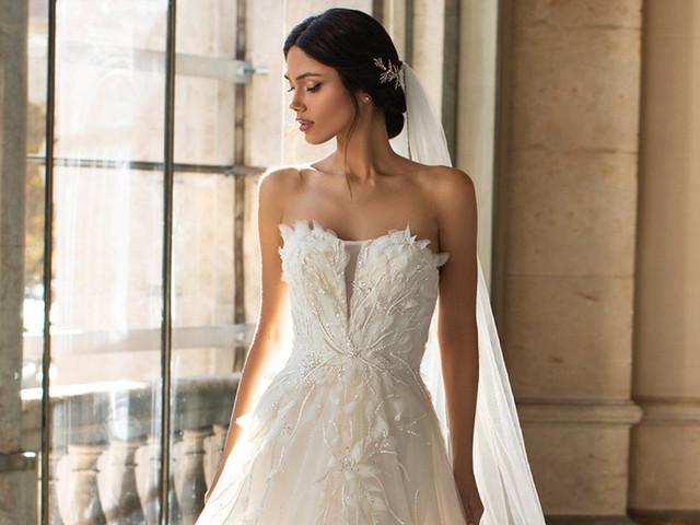 Pronovias: colecciones espectaculares de vestidos de novia 2021