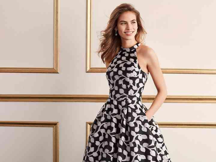Modelos de vestidos cortos sencillos