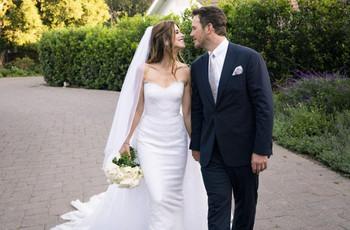 La hija de Arnold Schwarzenegger se casó con Chris Pratt