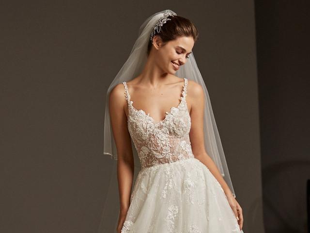 Pronovias presenta su nueva colección de vestidos de novia 2020