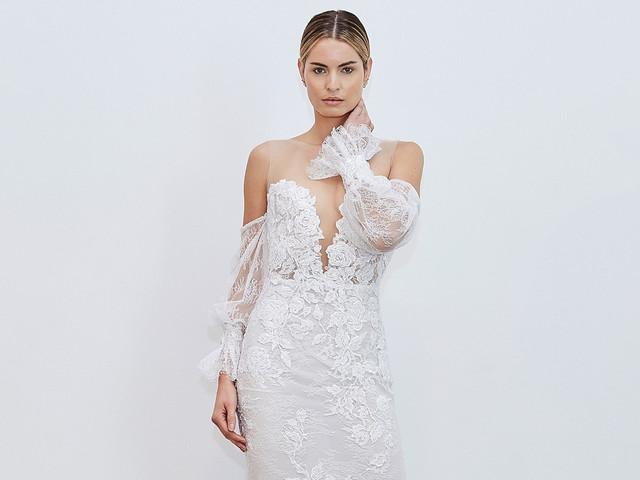 Los nuevos vestidos de novia de Francesca Miranda 2020
