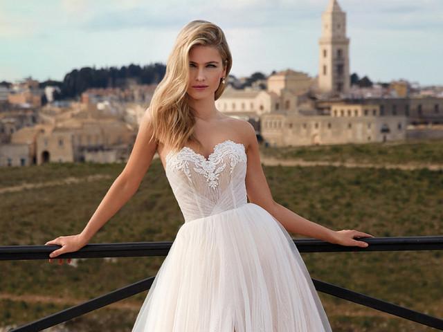 Nicole Romance: vestidos de novia 2021