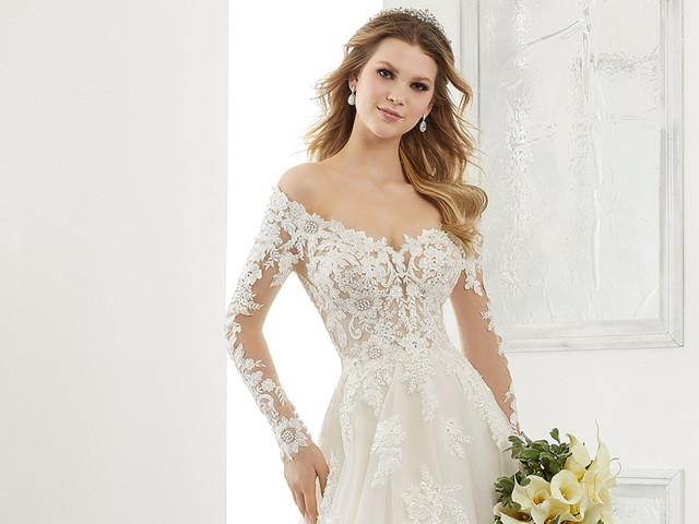 Vestidos de novia Morilee 2021: ¿con cuál te quedas?