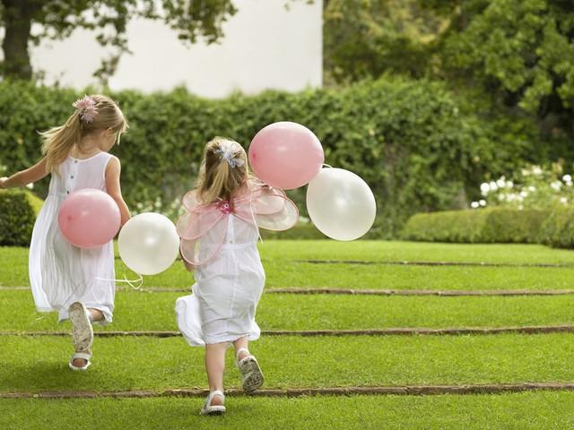 12 ideas para que los niños se diviertan en la boda