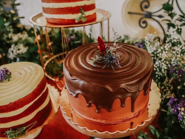 Sabores para el pastel de boda: 13 opciones deliciosas