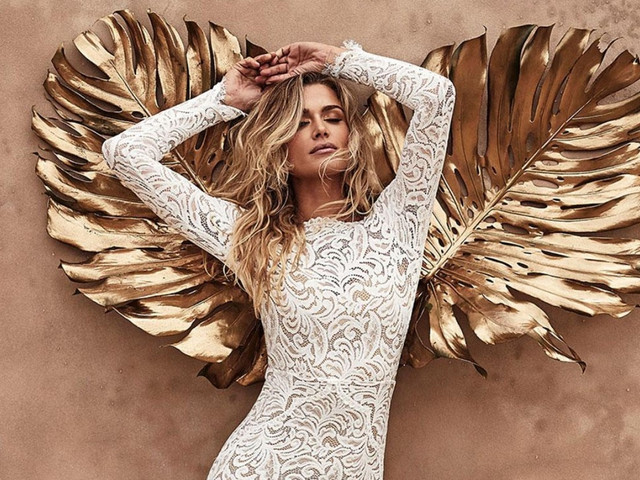 Grace Loves Lace 2020: vestidos para novias con alma bohemia