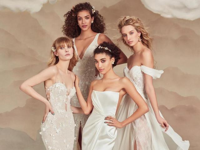 Las tendencias vistas en New York Luxury Bridal Fashion Week, ¡lo mejor de la moda nupcial!