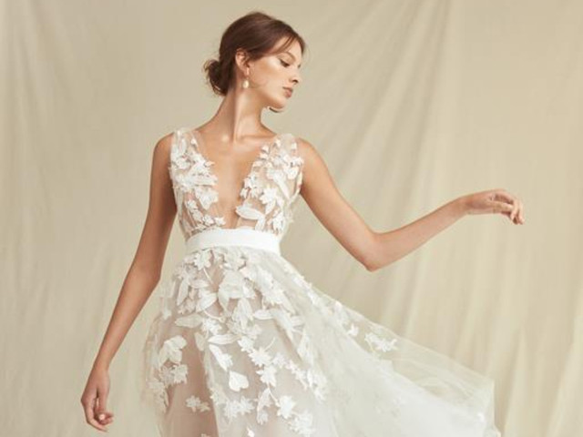 Vestidos de novia Oscar de la Renta 2021: una colección para enamorarte