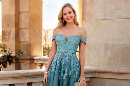 Vestidos de fiesta 2021 de Susanna Rivieri para invitadas glamurosas