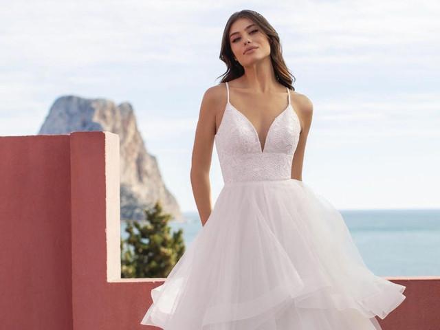 Colección vestidos de novia White One 2021