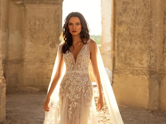 Vestidos de novia Eva Lendel 2021: colección otoño Golden Hour