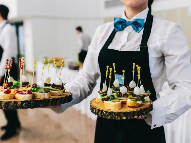 12 ideas de comidas para después de la fiesta de matrimonio