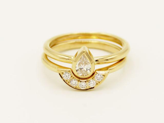 35 diseños de anillos de compromiso que te harán suspirar