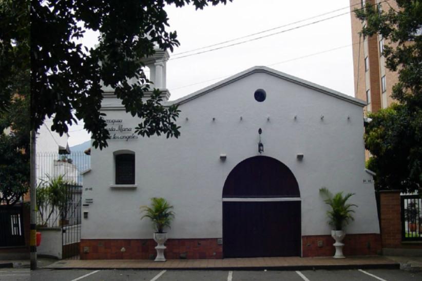 Foto Facebook: Parroquia Santa María De Los Ángeles Medellín