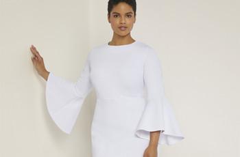 Vestidos cortos blancos para fiesta: consejos para usarlo en una boda