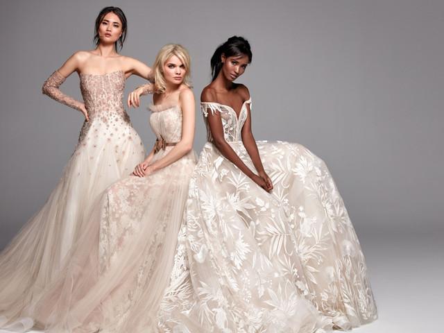 Precios de vestidos de novia: ¿de qué dependen?