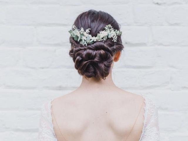 20 recogidos bajos para tu peinado de novia