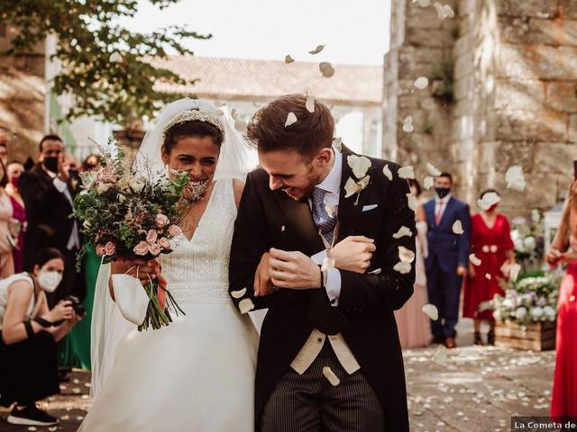 Cómo se están celebrando los matrimonios en otros países en la nueva normalidad