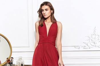 80 vestidos rojos de fiesta ¡y en todos los estilos!