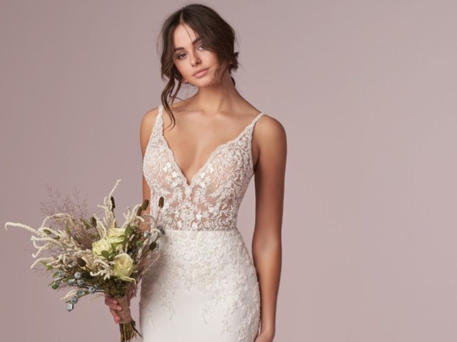 Rebecca Ingram: la colección más reciente de vestidos de novia