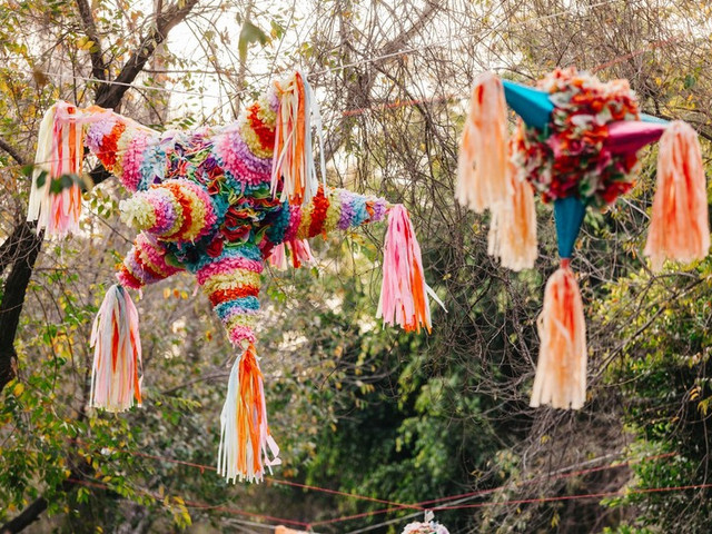 Piñata para matrimonio: ¡el nuevo entretenimiento para la fiesta!