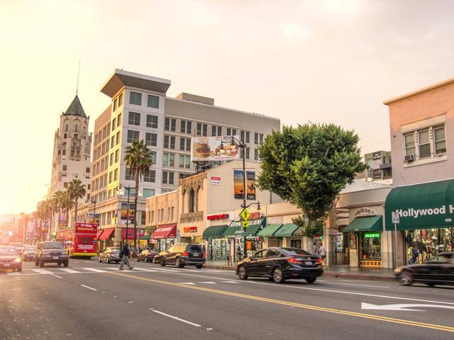 Viaje por carretera de Los Ángeles a San Francisco