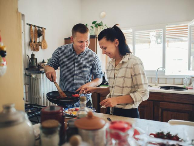 Cocinando para dos: 5 consejos para hacerlo más sencillo