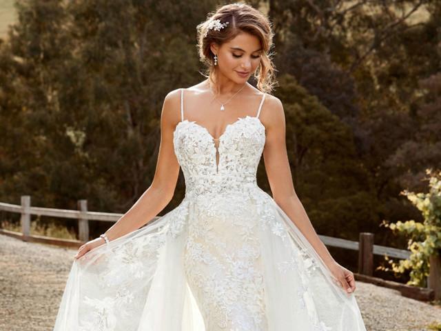 60 términos del vestido de novia (y moda) que debes saber