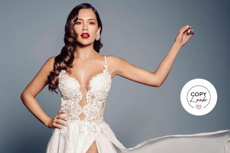 Los 10 looks de Lina Tejeiro con los que podrías descrestar en la próxima boda