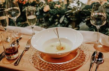 ¿Por qué es buena idea hacer la prueba del menú de boda? ¡Tenemos la respuesta!