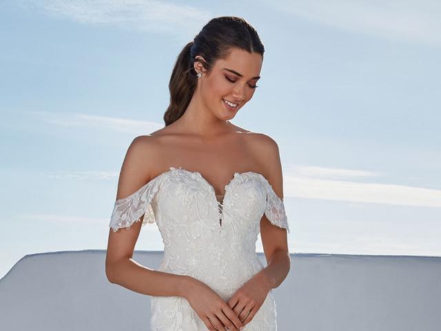 Los vestidos de novia de Justin Alexander 2021
