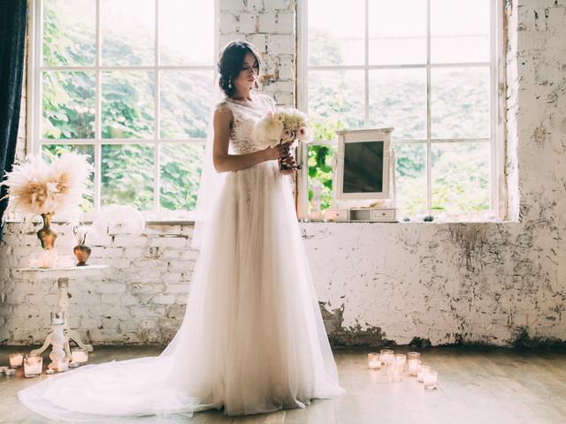 Encuentra tu vestido de novia según la forma de tu cuerpo