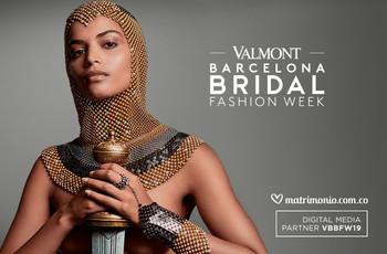 Vestidos de novia 2020: las nuevas tendencias en la Valmont Barcelona Bridal Fashion Week
