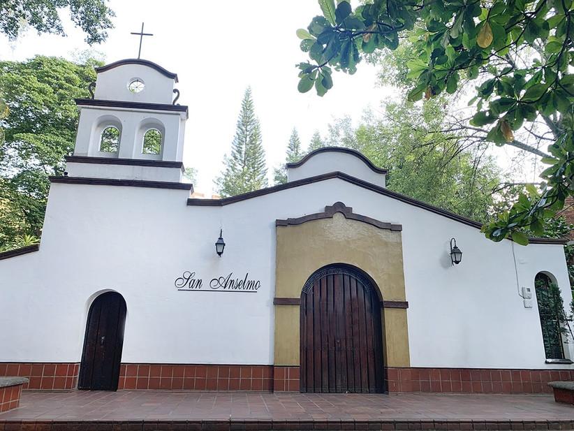 Foto Facebook: Parroquia San Anselmo Medellín