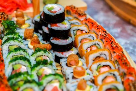 Cómo tener una barra de sushi en el banquete de matrimonio