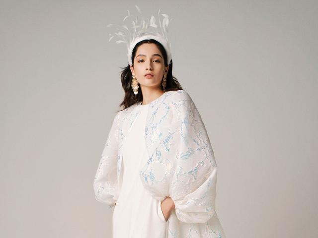 Colección de vestidos de novia Amalia 2021 de Jesús Peiró