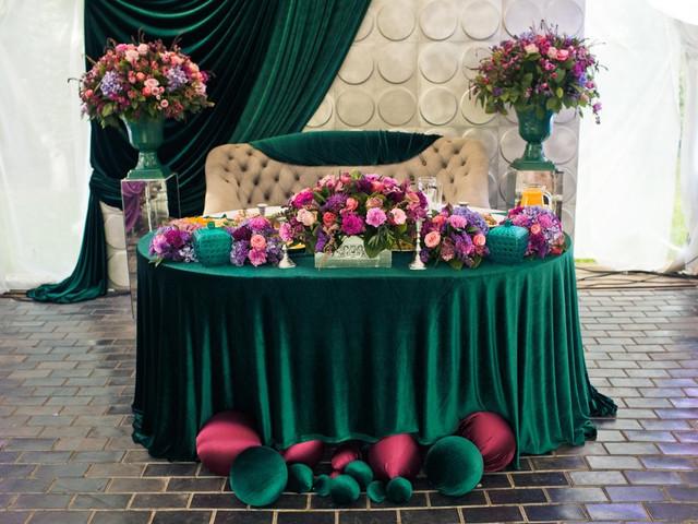 Inspírate: 7 ideas para decorar la mesa presidencial o mesa de honor