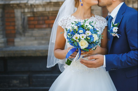 'Classic Blue': el color tendencia para matrimonios