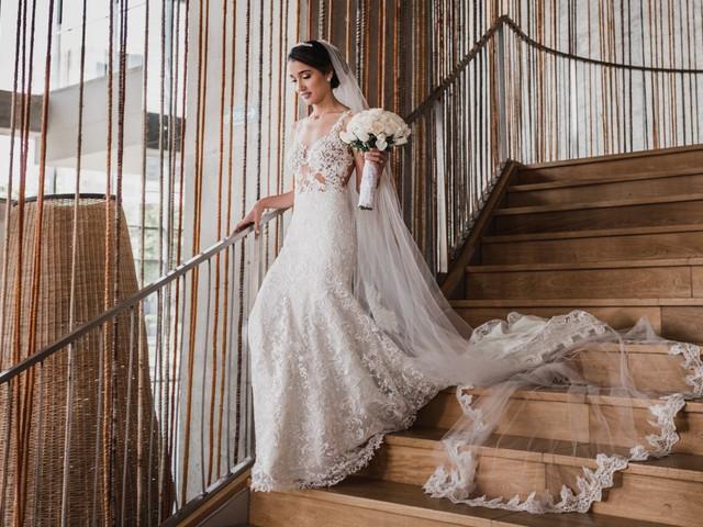 Tu vestido de novia ideal: ¿cómo sentarte y moverte con él?