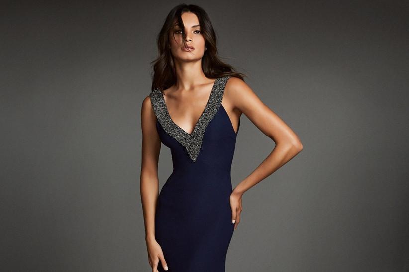 ventas especiales diseño de moda elige genuino Avance colección vestidos de fiesta Pronovias 2020