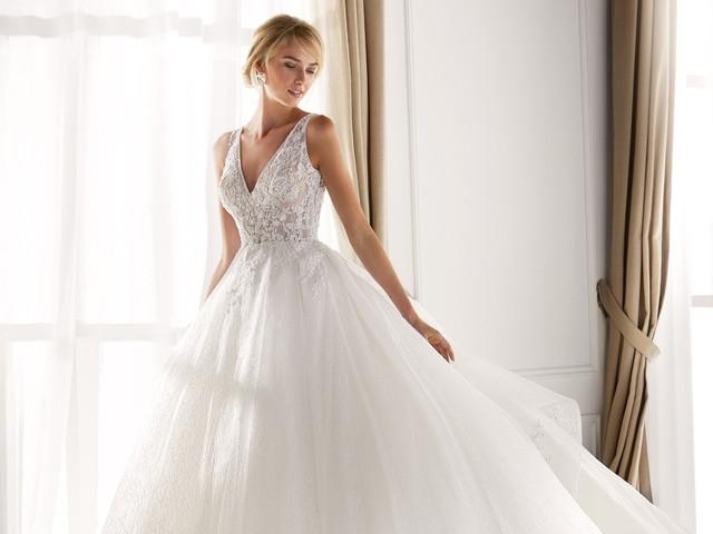 Colección de vestidos de novia Nicole: '¡meravigliosi!'