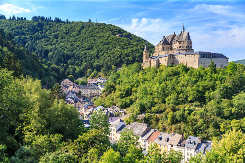 Vianden - Luxemburgo