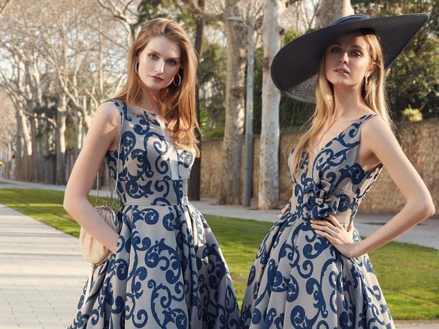 Vestidos de Fara Fiesta para invitadas a bodas en 2020