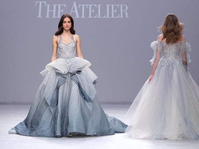 The Atelier 2020: vestidos para novias poco convencionales